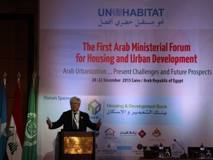 First Arab Ministerial Forum for Housing and Urban Development launched in Cairo