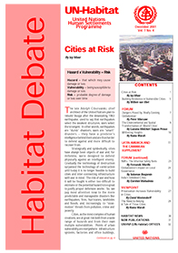 Habitat Debate Vol. 7, No
