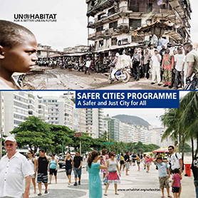 Safer Cities A safer and just city for all-1