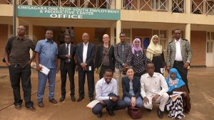 UN-Habitat's One-Stop Youth Centre in Rwanda inspires Somalian Delegation