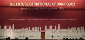 Urban Policy Makers convene for the National Urban Policy Week
