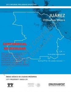 Índice Básico de Ciudad Próspera Juárez Chihuahua, México