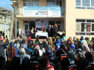 Afghanistan holds 'Inclusive Cities Week' to network communities from regional hub cities and Kabul1