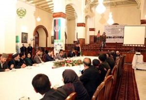 Afghanistan holds 'Inclusive Cities Week' to network communities from regional hub cities and Kabul2