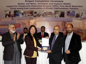 UN-Habitat and partners complete Pakistani project