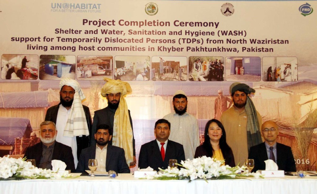 UN-Habitat and partners complete Pakistani project_1