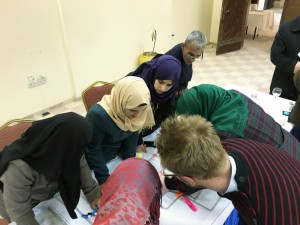 Building Back Better – Supporting Spatial Planning in Gaza's Khuza'a Municipality1