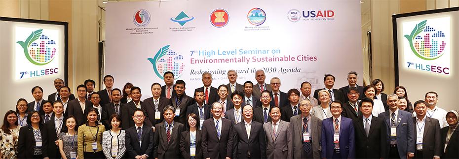 Environmentally sustainable cities, SDG implementation, New Urban Agenda under spotlight in Hanoi 1