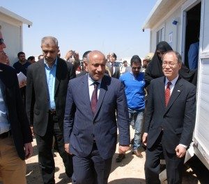 UN-Habitat celebrates IDP Shelter Site in Iraq, Launches two further projects _1